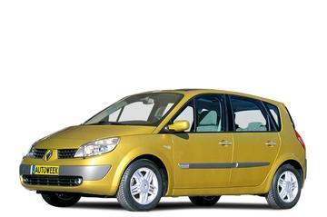 Kwaliteitsbalans: Renault Scénic