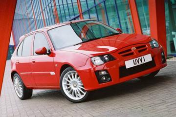 ZR meest verkocht bij MG Rover