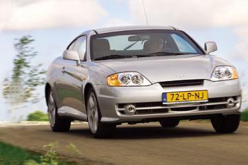 Hyundai Coupé 2.0i FX CVVT (2003)