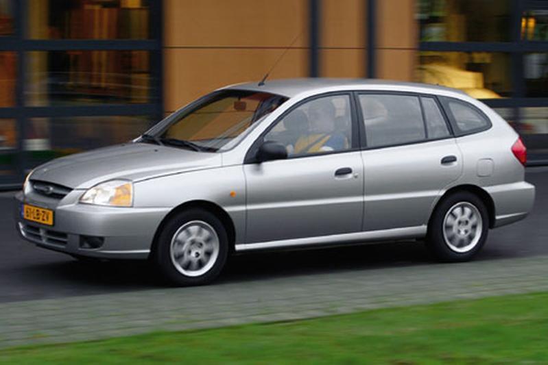 Kia Rio 1.3 RS (2003)