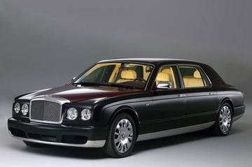 Speciale serie Bentley Arnage Limousine
