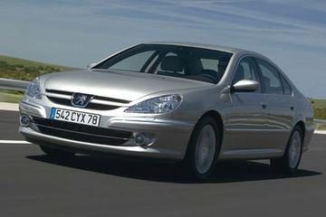Gereden: Peugeot 607