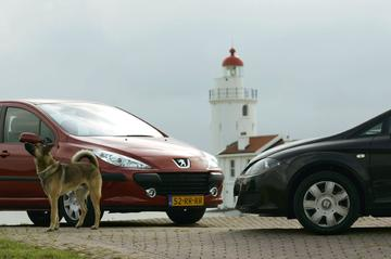 Seat Leon 1.9 TDI Reference - Peugeot 307 1.6 HDiF 16V XT