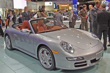 Porsche Carrera en Carrera S Cabrio