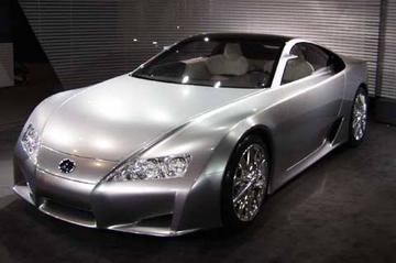 Lexus LF-A concept voor sportwagen