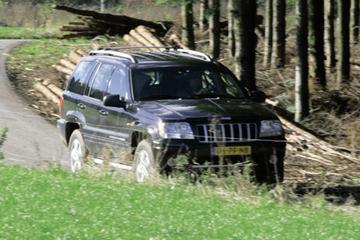 Jeep Grand Cherokee 2.7 CRD Vision