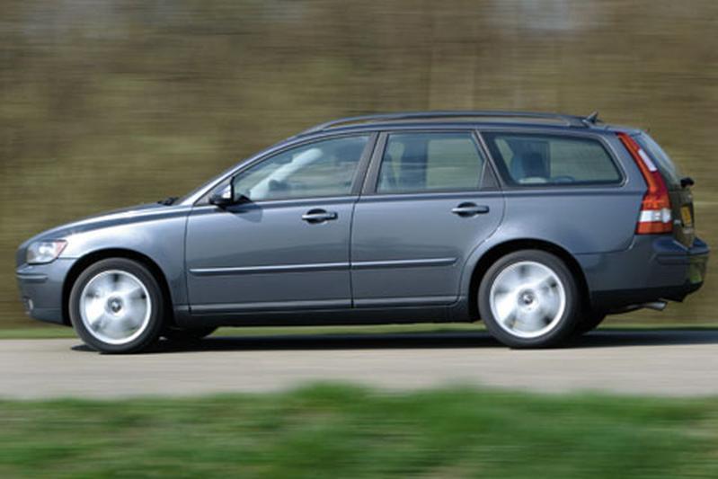 Volvo V50 T5 Elan (2004)