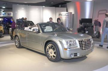 ASC Helios: ofwel Chrysler 300 cabrio