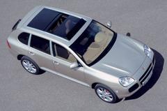 Porsche Cayenne Turbo met 500pk