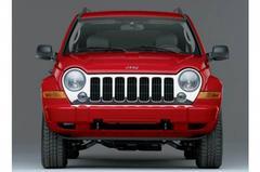 Jeep Cherokee gewijzigd