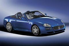 Jubileum-Spyder van Maserati