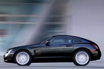Chrysler Crossfire Black Edition