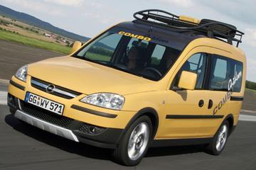 Opel Combo voor avonturiers