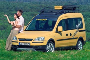 Nieuwe Opel Combo op Fiat-basis
