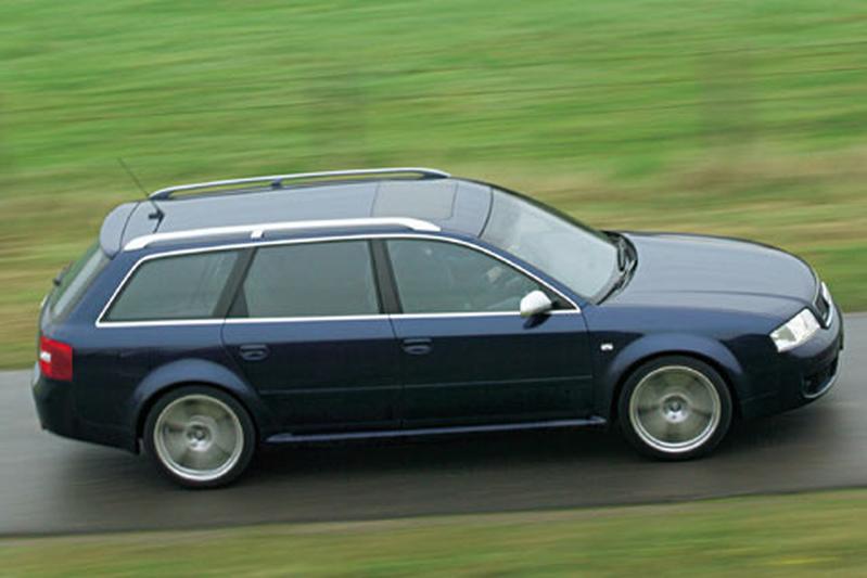 Audi RS6 Avant (2004)