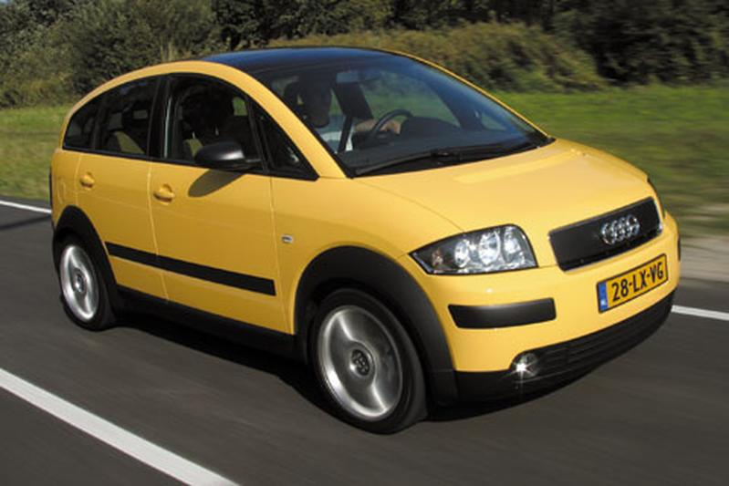 Audi A2 1.4 Colour Storm (2003)