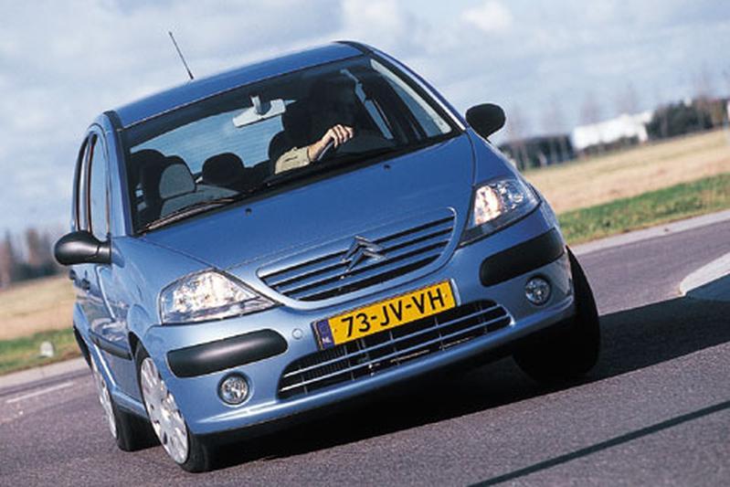 Citroën C3 1.4 HDI 16V Ligne Ambiance (2003)