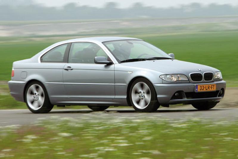 BMW 330Cd (2003)