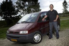 Klokje rond Fiat Ulysse