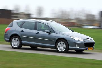 Peugeot 407 SW 2.0 HDiF ST Automaat