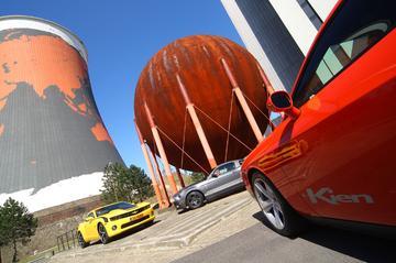 Chevrolet Camaro 6.2 V8 SS RT - Dodge Challenger SRT8 6.1 Hemi - Ford Mustang Sh
