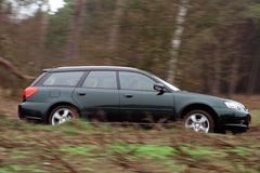 Subaru Legacy Touring Wagon 2.5