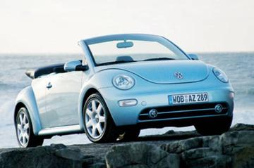 Turbomotor voor VW New Beetle Cabrio