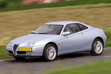 Alfa Romeo GTV 3.2 V6 24V (2003)