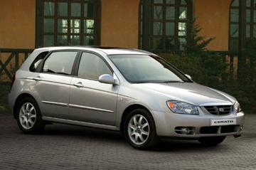 Diesels en 5-deurs voor Kia Cerato