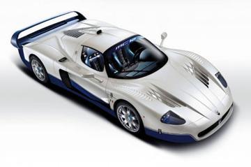 Straatversie van race-Maserati