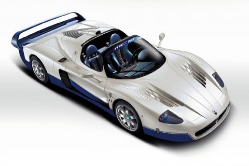 'Maserati MC12 snelste op Ring'
