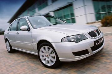 In detail: vernieuwde Rover 45