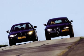 Alfa GT 1.9 JTD Distinctive – BMW 320Cd Executive