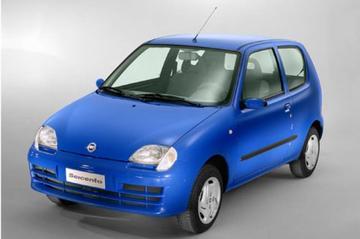 Fiat Seicento: veel voor weinig