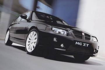 Prijzen nieuwe MG ZT bekend