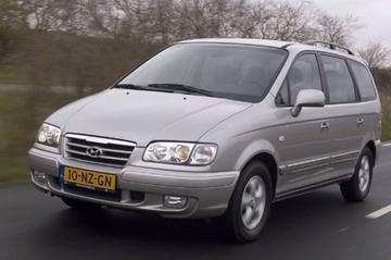 Hyundai Trajet herzien