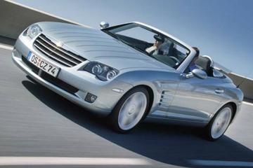 Gereden: Chrysler Crossfire Roadster
