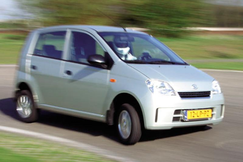 Daihatsu Cuore 1.0 12V Nagano (2003)