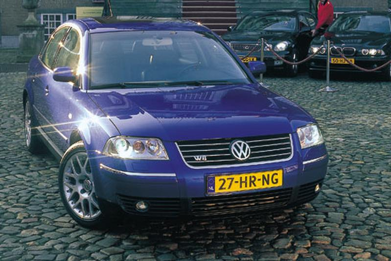 volkswagen passat w8 4motion 2002. Black Bedroom Furniture Sets. Home Design Ideas