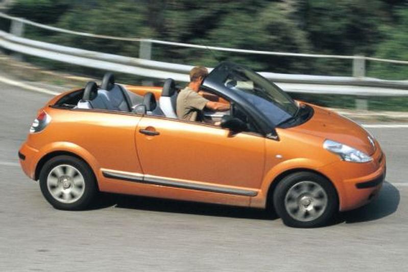 Citroen C3 Pluriel 1.6i 16V (2003)