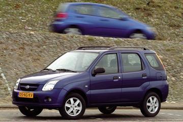 Suzuki Ignis 1.3 GLS – Daewoo Kalos 1.4 Style – Suzuki Ignis 1.3 GLS Diesel