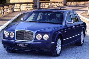 Bentley Arnage verder verfijnd