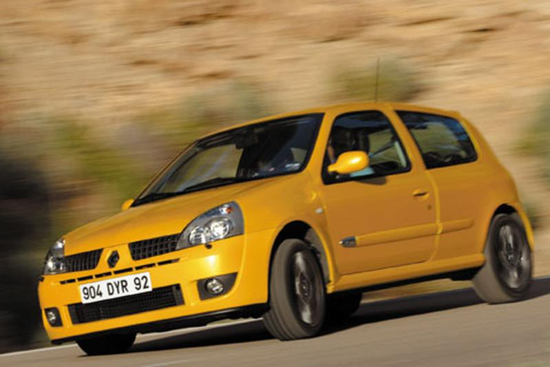 Renault Clio 2.0 16v 182 Renault Sport