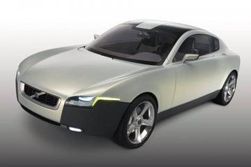 Volvo YCC concept car