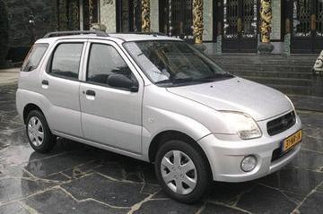 Subaru G3X Justy AWD