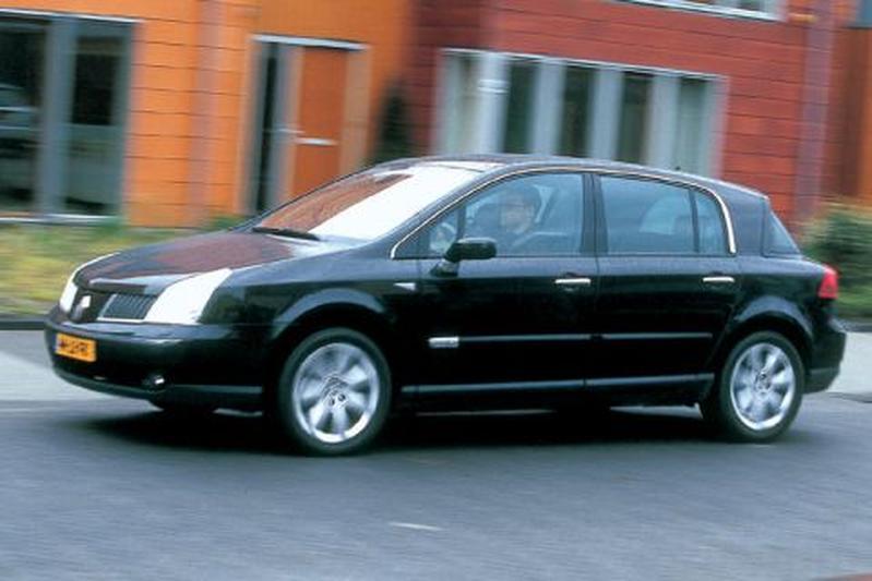 Renault Vel Satis 3.5 V6 Initiale (2002)