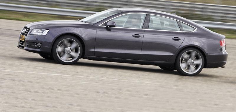 Audi A5 Sportback 3.2 FSI Quattro Pro Line (2010)