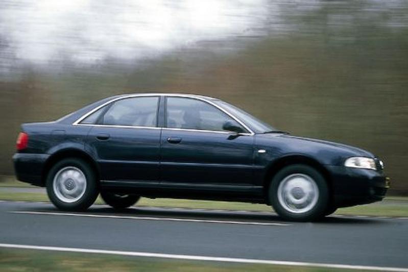 Audi A4 1.8 5V (2000)