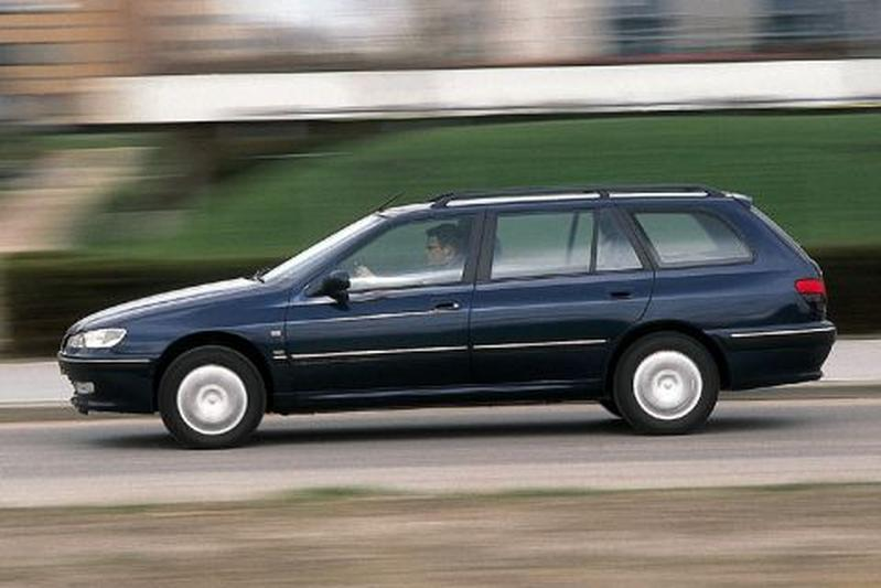 Peugeot 406 Break ST 2.0 HDI 110pk (2001)