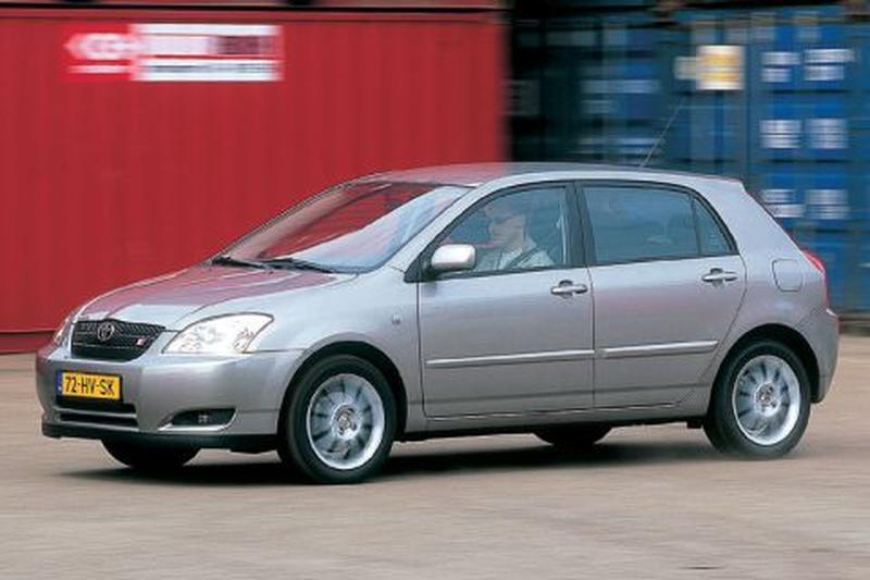 Toyota Corolla 1.8 16v VVTL-i T Sport (2002)